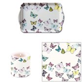 Cadeauset Ambiente Small Butterfly