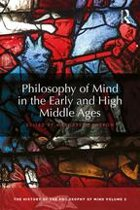 Philosophy of Mind in the Early and High Middle Ages