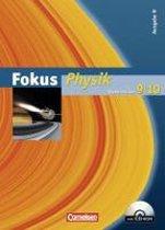Fokus Physik 9/10 - Ausgabe N - Schülerbuch mit CD-ROM. Gymnasium