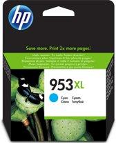 HP 953 XL - Inktcartridge / Cyaan / Hoge Capaciteit