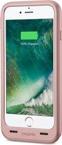 Mophie Juice Pack Plus Accu Case iPhone 6/6 Batterij Hoesje - 3300mah - Rosé Goud