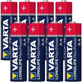 Varta Longlife Max Power AAA Batterijen - 8 stuks