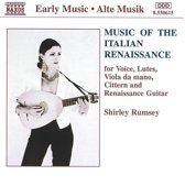 Music of the Italian Renaissance / Shirley Rumsey