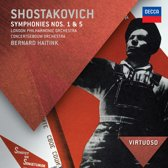 Symphonies Nos.1 & 5 (Virtuoso)