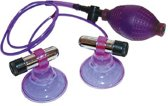 Tepelzuiger met Vibratie - Tepelzuiger