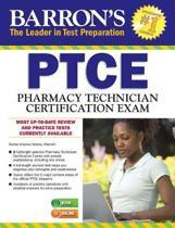 Barron's PTCE/Pharmacy Technician Certification Exam with Online Test