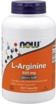 L-Arginine 250caps