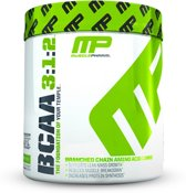 Musclepharm BCAA 3:1:2 Poeder - 30 servings - Blue Raspberry