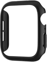Spigen Apple Watch 4 (44mm) Thin Fit hoesje - Zwart