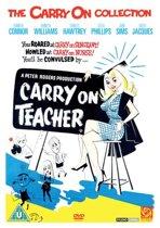 Carry On Teacher (import) (dvd)
