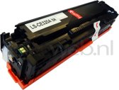 FLWR 128A - Tonercartridge / CE320A / Zwart / Alternatief voor de HP