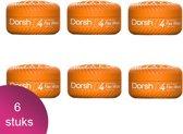 Dorsh Haar Wax D4 Flex Wax Medium Shine 6 Verpakking - 150ml