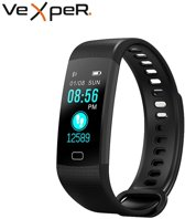 APEX stappenteller - Smart - Activity tracker - Zwart - Watch