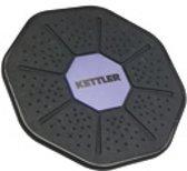 Kettler - Balance Board - Zwart/paars - Ø 40.6 cm