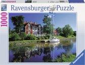Ravensburger Götakanaal, Zweden - Puzzel van 1000 stukjes