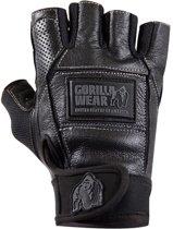 Gorilla Wear Hardcore Gloves - Handschoenen - XL - Zwart