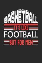 Basketball It's Like Football But For Men