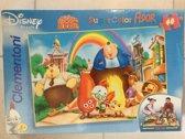 Legpuzzel - Vloerpuzzel - 40 stukken - Disney Chicken Little  - Clementoni puzzel