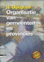 Organisatie van gemeenten en provincies
