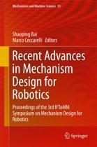 Recent Advances in Mechanism Design for Robotics