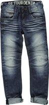 jongens Broek Retour Jeans Jongens Jeans - Dark blue - Maat 158 8718714295866