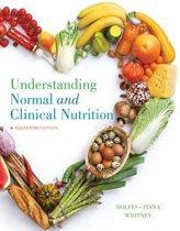 Afbeelding van Understanding Normal & Clinical Nutrition