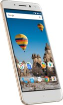 General Mobile Android One GM5 Plus - 32 GB - Dual Sim- Goud