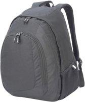 Shugon Backpack DeLuxe Black 22 Liter