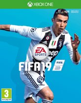 Cover van de game FIFA 19 - Xbox One