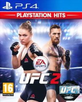 Sony UFC 2, PS4 video-game PlayStation 4 Basis
