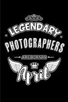 Legendary Photographers Are Born in April
