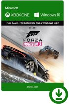 Forza Horizon 3 - Deluxe Edition - Xbox One / Windows 10