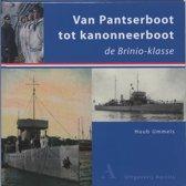Van Pantserboot Tot Kanonneerboot