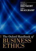 The Oxford Handbook of Business Ethics