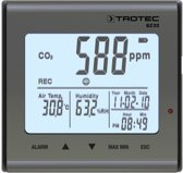 Trotec BZ30 CO2-luchtkwaliteit-datalogger