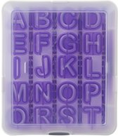 Wilton Cut-Outs -Alphabet & Numbers- Set