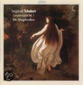 Singphonic Schubert - Complete Edition Vol 1 / Singphoniker