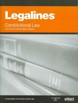 Legalines on Constitutional Law, Keyed to Rotunda