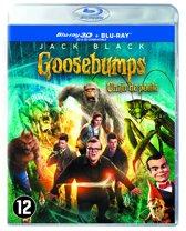 Goosebumps (Kippenvel) (3D-blu-ray)