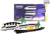 Toi-toys Modeltrein Train Express Super