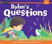 Dylan's Questions Shared Reading Book (Lap Book)