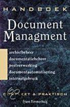 Handboek Documentmanagement