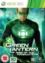Green Lantern: Rise of the Manhunters /X360