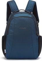 Pacsafe Metrosafe LS350 ECONYL - Anti diefstal Backpack - 15 L - Blauw (Ocean)