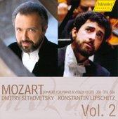 Sonatas For Piano & Violin Vol.2