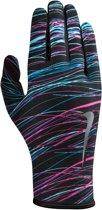 Nike WomenS Lightweight Rival Run Gloves 2 0 N RG F1 003 XS Sporthandschoenen Dames Zwart Maat XS