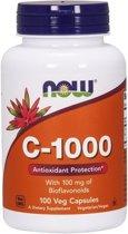 Vitamine C-1000 with Bioflavonoids 100v-caps
