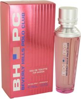 Beverly Fragrances Beverly Hills Polo Club 100 ml - Eau De Toilette Spray Women