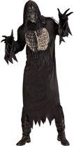 Zombie Kostuum | Lijkenetende Mado Geest | Man | Medium | Carnaval kostuum | Verkleedkleding