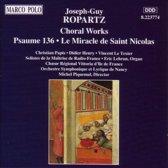 Ropartz/choral Works
